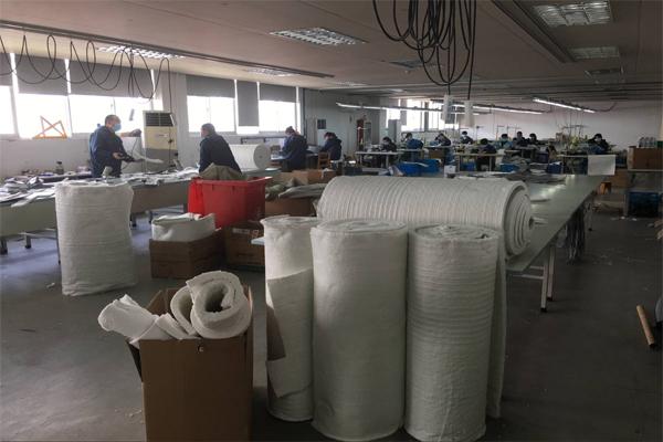 Insulation tunicas fabrica