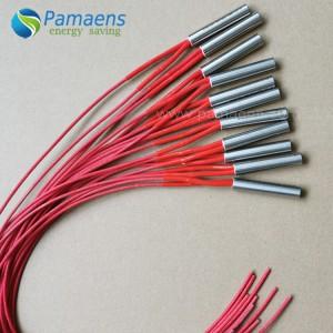Vysoce kvalitní elektrický tyčový ohřívač topných těles 12v s jednoroční zárukou