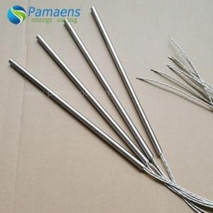 Stainless Steel Sheath Cartridge Heaters Standard and High Watt Density Construction Manufacturer