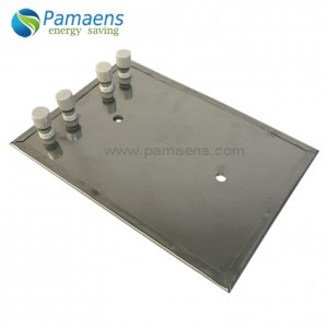 High Watts Density Mica Heating Plate with Long Lifetime