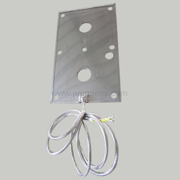 New Fashion Design for Oil Heater Thermostat Heater - Mica Heating Plate – PAMAENS TECHNOLOGY