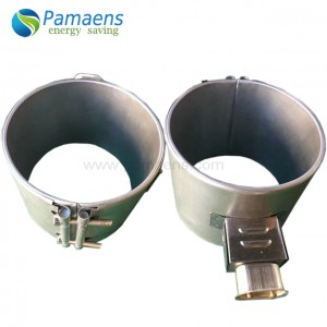 High Efficiency Mica Insulated Resistance Round Heater Supplied by Factory