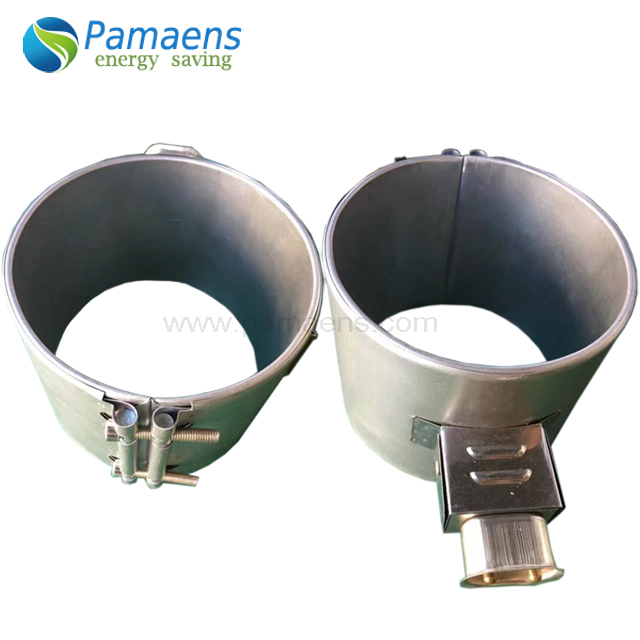 Mica Band Heating Element for Plastics Injection Molding, Extrusion and Blow Molding Machines Featured Image